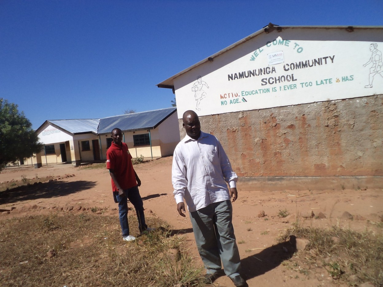 Namununga community school
