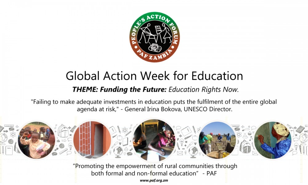 Global Action Week for Education